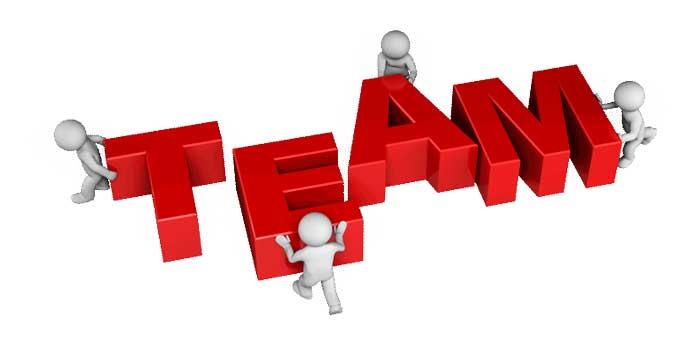 Costruzione del team